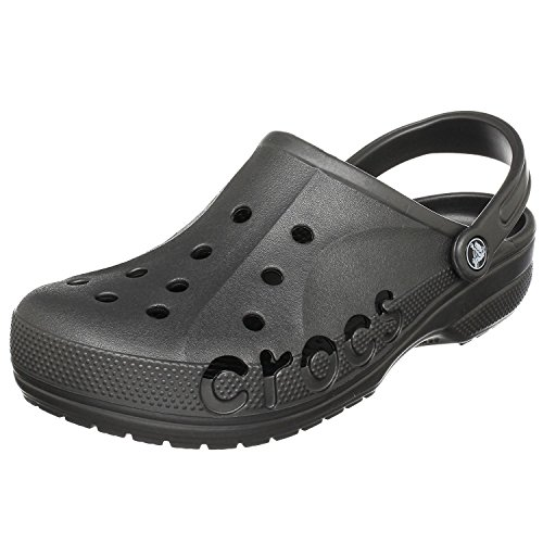 Crocs Baya, Sabots Mixte Adulte, Graphite, 38-39 EU