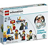LEGO Education Community Minifigure Set 256pieza(s) juego de construcción - juegos de construcción (Multicolor, 4 año(s), 256 pieza(s))