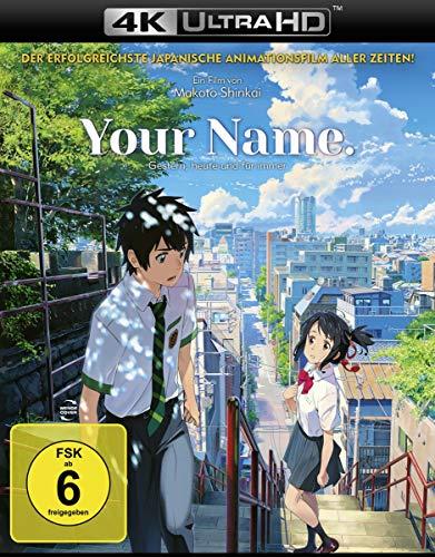 Your Name-Gestern,Heute und Für Immer Uhd BD ([Blu-Ray] [Import]