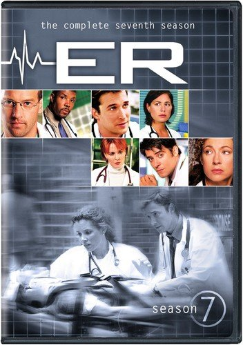 ER: The Complete Seventh Season (Repackaged/DVD)