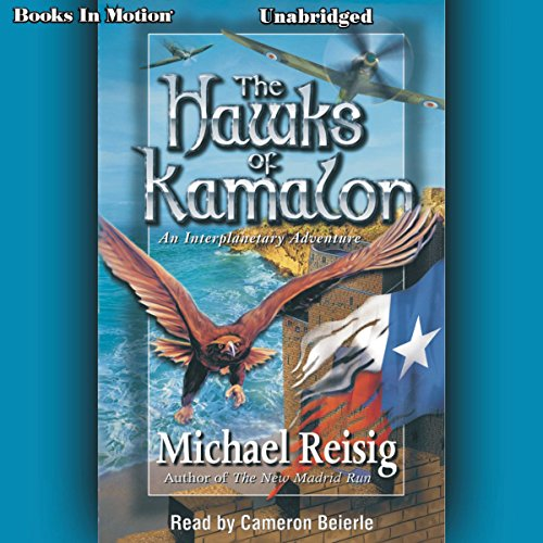 The Hawks of Kamalon cover art