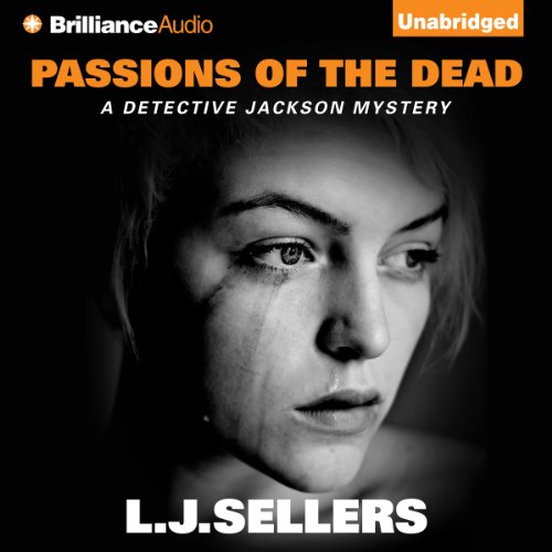 Passions of the Dead audiobook cover art