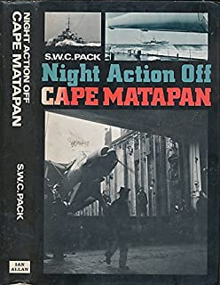 Night action off Cape Matapan (Sea battles in close-up, 2)