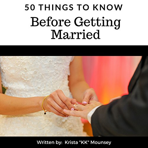 50 Things to Know Before Getting Married Titelbild