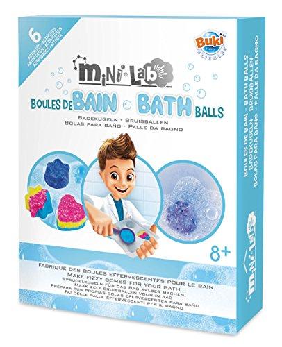 BUKI 3010 - Mini Lab Badekugeln