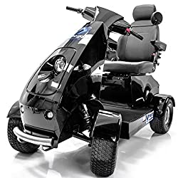 Large mobility scooter reviews 2018