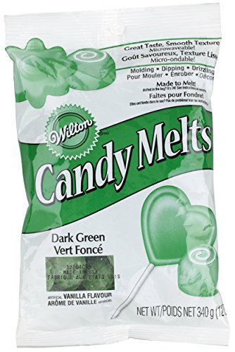 Wilton Dark Green Candy Melts
