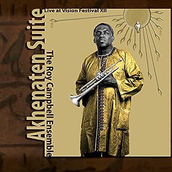 Akhenaten Suite (Live at Vision Festival XII)