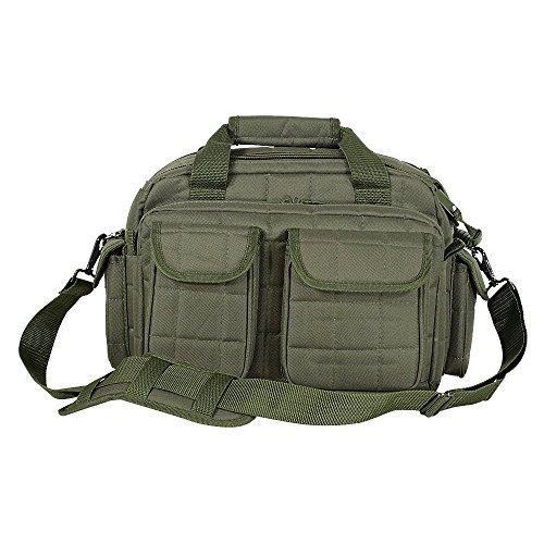VooDoo Tactical Men's Standard Scorpion Range Bag, Olive Drab