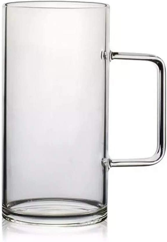 Beer Mugs Set Cheap mail order Special sale item sales Glass With Glasses 23oz Large For Handle
