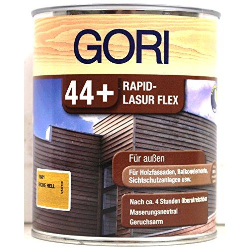2,5L Gori 44+ palisander Rapid-Lasur Flex Holzlasur Lasur Holzschutz