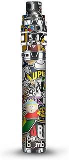 Skin Decal Vinyl Wrap for Smok Stick Prince Kit TFV12 Prince Vape Kit Skins Stickers Cover/Sticker Slap