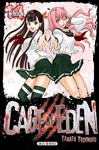 Cage of Eden T14
