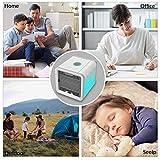 HariKrupa Mall Mini Portable Handy Air Cooler Fan Arctic Air Personal Space Cooler