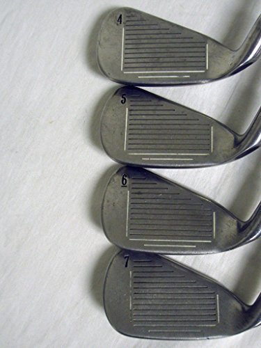 Product Image 3: Callaway X-20 Irons Set 4-PW (Steel Uniflex) X20 Oversize Golf Clubs