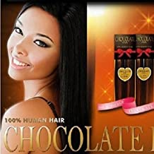 Best chocolate hair yaky weave Reviews