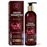 Duze Onion Shampoo With Onion Extract , Green Tea & Aloevera,Gudhal,Shikakai Extract For Help Hair...