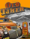 Oldtimer Grayscale Adult Coloring Book for Men: 43...