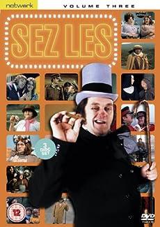 Sez Les - Volume Three