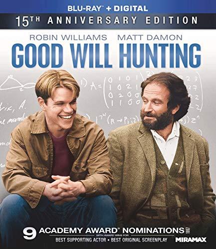 Good Will Hunting (Blu-ray + Digital)
