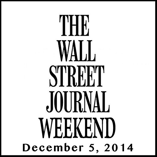 Weekend Journal 12-05-2014 audiobook cover art