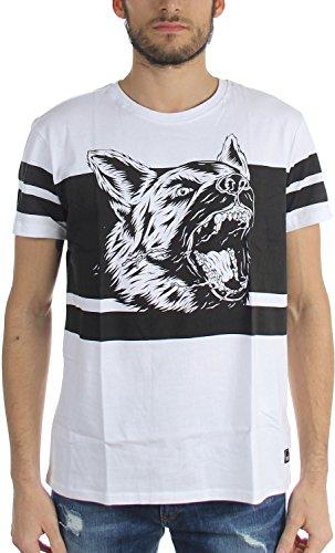 Iron Fist Kleidung–stehen Ihr Boden Herren T-Shirt Gr. Small, weiß