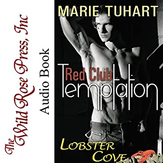 Red Club Temptation audiobook cover art
