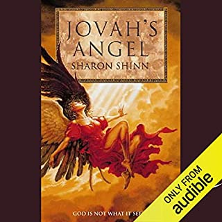 Jovah's Angel audiobook cover art