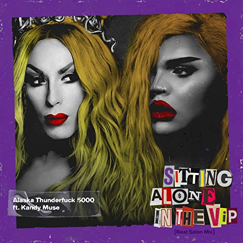 Sitting Alone In The VIP (feat. Kandy Muse) [Beat Salon Mix] [Explicit]