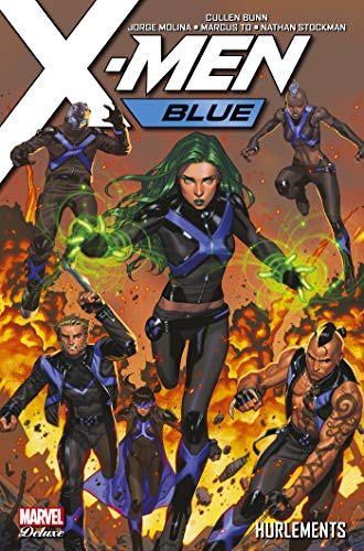 X-Men Blue (2017) T03 : Hurlements (French Edition)