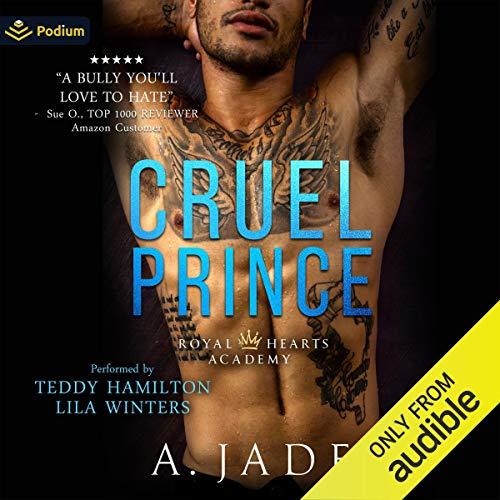 Cruel Prince cover art