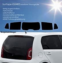 tiefschwarz HP 95 Lichtdurchl/ässigkeit 5/% W/ärmer/ückweisung 62/% 03//05-12//11 3 D T/önungsfolie passgenau vorgew/ölbt kompatibel mit BMW 3er E90 Limousine Bj