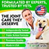 FurroLandia Hemp Hip & Joint Supplement for Dogs - 170 Soft Chews - Glucosamine, Chondroitin for Dogs - MSM - Turmeric - Hemp Seed Oil - Inflammation, Arthritis Pain Relief & Mobility Made in USA #5