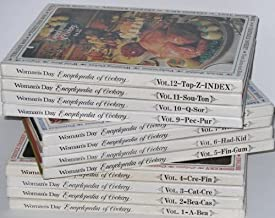 Woman's Day Encyclopedia of Cookery Complete Set of 12 Hardcover Volumes