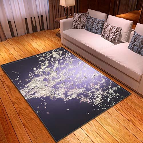 Michance Dicker Rutschfester Wasserdichter Teppich Große Fußmatten Für Hotels, Einkaufszentren Und Familien Die rutschfeste Haustiermatte Ist Rein Und Glänzend