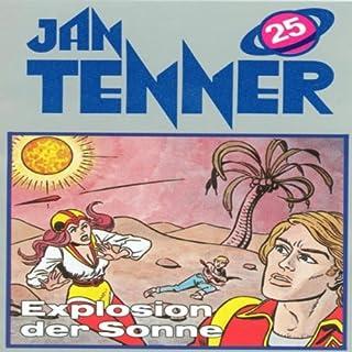 Explosion der Sonne (Jan Tenner Classics 25) Titelbild