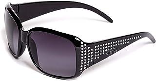 Guess GF4000-5501B Montures de lunettes, Noir (Negro), 55.0 Femme