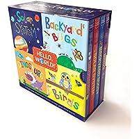 Hello, World! Boxed Set: Solar System; Dinosaurs Board book
