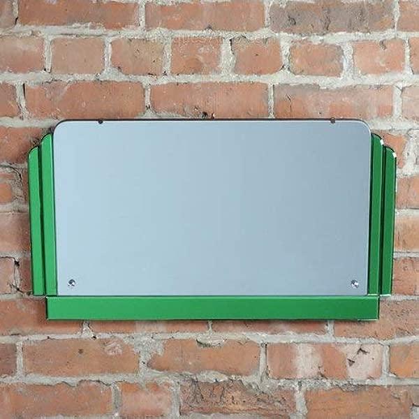Lumiere Mirror Green