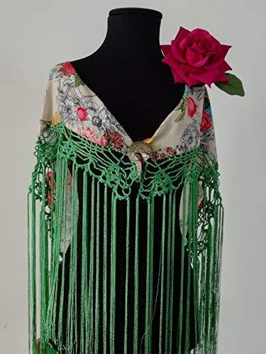 Mantoncillos de flamenca de plumeti 💕