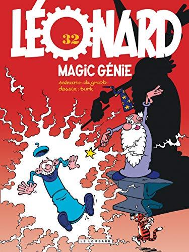 Léonard, tome 32 : Magic génie