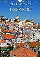 Traumstadt Lissabon (Wandkalender 2022 DIN A4 hoch): Liebenswerte Hauptstadt Portugals (Monatskalender, 14 Seiten )