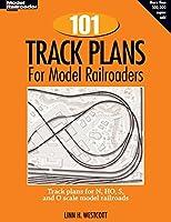 101 Track Plans for Model Railroaders (Model Railroad Handbook)
