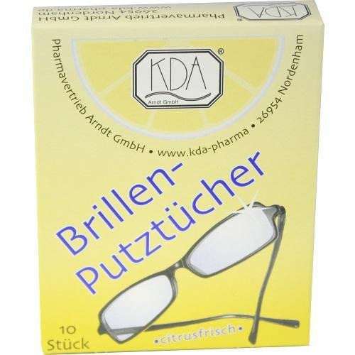 BRILLENPUTZTÜCHER KDA 10 St