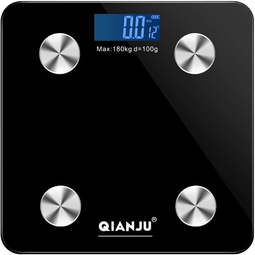 Topics on Austin Mall TV NVSBLT Intelligent Weight Scale Body Weighing Electronic Fa