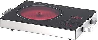 Plaque de cuisson vitrocéramique 2000W/ Ø 20cm [Rosenstein & Söhne]