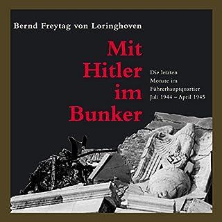 Mit Hitler im Bunker Titelbild