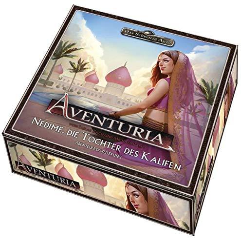 Aventuria - Nedime, die Tochter des Kalifen Abenteuererw.