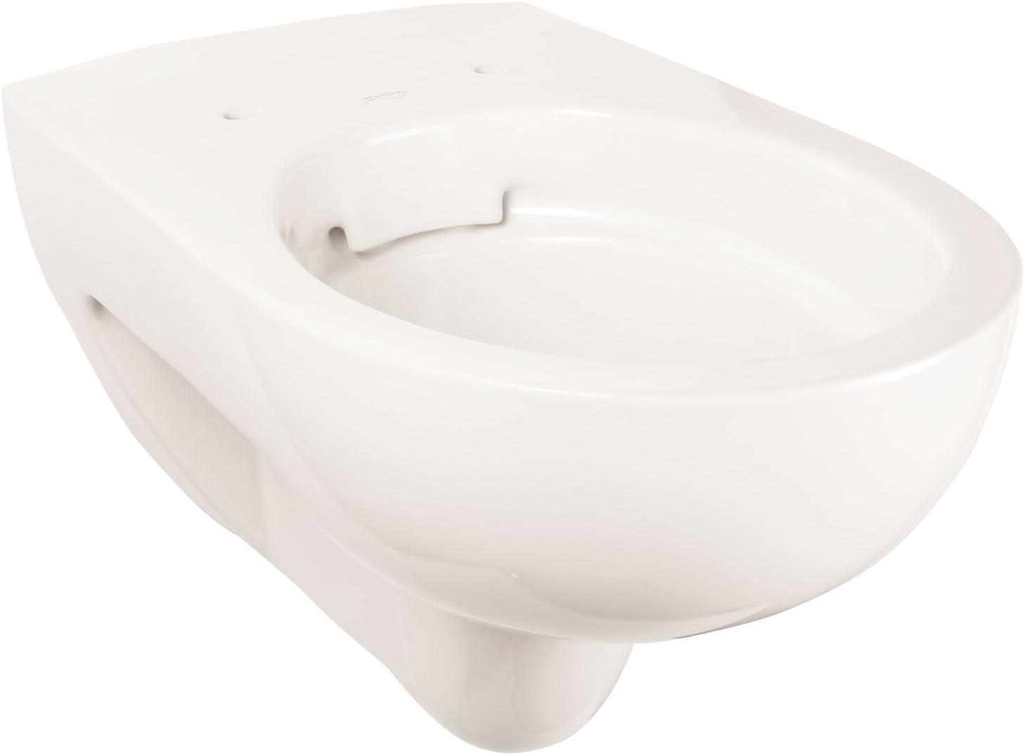 Keramag Spülrandloses Wand WC Renova Rimfree, 10, Tiefspüler ...