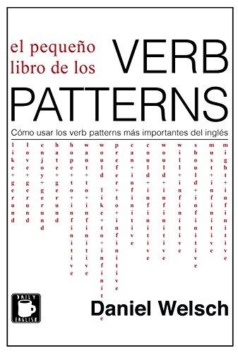 El Pequeño Libro Verb Patterns: Cómo usar